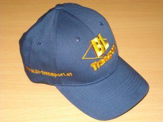 #cap #bestickung für Transportfirma. #sticken #veredelung